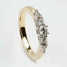 Can I get this in white gold please? Thank you