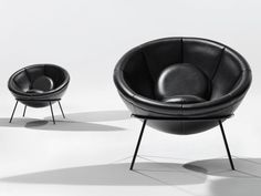 Long back in 1951, the famous Italian-Brazilian architect Lina Bo Bardi designed the multi-functional bowl chair, which was never produced in bulk.