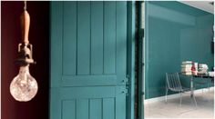 Dulux Colour of the Year 2014 - Teal 2. This opens a new browser window.
