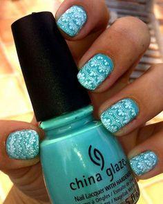 I like to paint my nails