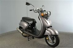 2009 Yamaha Vino 125 Scooter | San Francisco, California | #SF_Moto #ScooterLove #sfmoto
