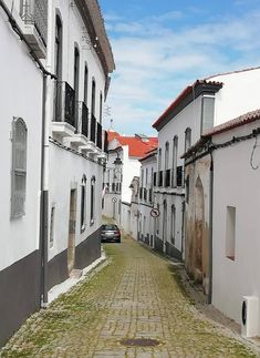 Serpa Alentejo Past, Portugal, Spaces, Street, Turismo
