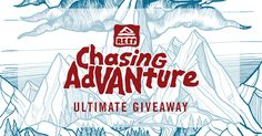 Enter to Win the ultimate AdVANture Pack inspired by Professional Voyager, Chris Benchetler and his latest journey from Southern California to British Columbia.