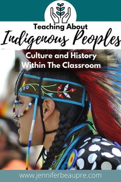 Teaching Indigenous Peoples Culture and History has been historically underrepresented in the education world. This has left a large knowledge gap among non-Indigenous students, and has often created a lack of cultural safety for Indigenous students. As educators seek more equitable learning experiences, there has been a growing emphasis on building culturally inclusive classrooms. Read the blog to learn more on how to respectfully teach Indigenous Culture and History Indigenous Education, Indigenous Peoples Day, Inclusion Classroom, Education World, Positive Words, Learning Environments, First Nations, Middle School, Inspirational Quotes