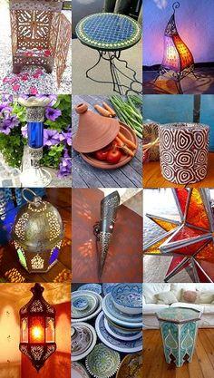 mink-living.de | Orient-Shop mink-living.de - Orientalische Lampen - Marokkanische Tajine - Orientalisch Wohnen