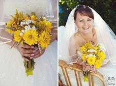#wedding #nature #summer #bride #bouquets