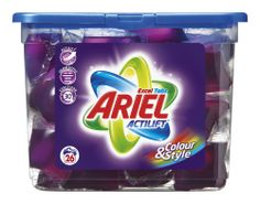 Ariel Laundry Detergent and Fabric Care Products