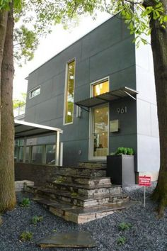 5 easy ways to get a greener home -modern exterior by West Architecture Studio