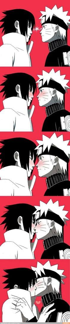 Image about naruto in SasuNaru by Zaida Valerie Naruto Uzumaki Shippuden, Sasunaru, Boruto, Narusasu, Naruto Vs Sasuke, Naruto Comic, Naruto Cute, Naruto Funny, Sakura And Sasuke