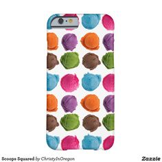 Scoops Squared Barely There iPhone 6 Case