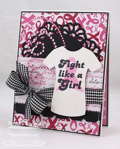 Fight Like a Girl -- Barbara MFTWSC74