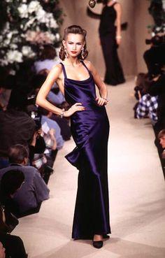 Yves Saint Laurent Couture show