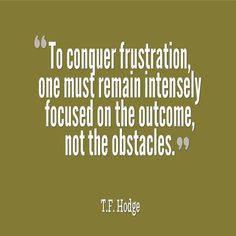 quotes about frustration - Google Search