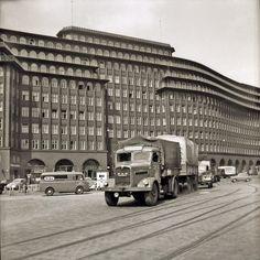 50er Jahre Chilehaus - Foto Heinz Hollmann