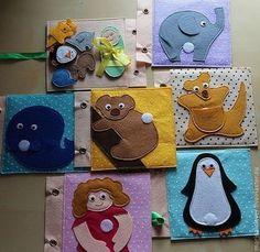 Купить МАМЫ. Развивающая книжка-игрушка - развивающая игрушка, развивающие игрушки, развивающая книжка, фетр
