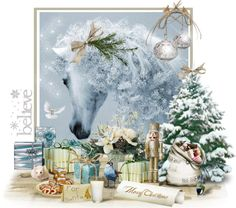"""The Magic of Christmas"" by leegal57 ❤ liked on Polyvore"