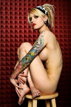 modele tatouage magnifique 006 sur www.photo-tattoo.eu