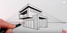 How to Draw Like an Architect: An Introduction in Six Videos Architecture Drawing Sketchbooks, Architecture Concept Drawings, Perspective Drawing Lessons, Perspective Art, Gothic Drawings, Cool Drawings, Universidad Ideas, Architect Drawing, Drawing Activities