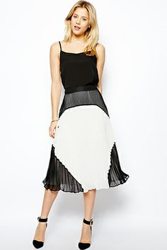 Pleats, Please: 12 Skirts That Have Made Us Huge Fans #refinery29