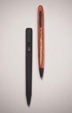 Midori wooden pens