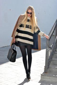 Black and white   DearDiary-fashion