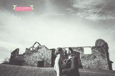 ©Rachel Lambert Photography  Celtic Manor Resort, Newport welsh wedding photographer bride & groom portrait black and white
