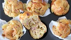 «Alt i ett Scones, Muffins, Recipies, Food And Drink, Cooking Recipes, Dessert, Baking, Snacks, Breakfast
