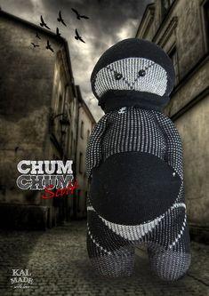 Sock Doll CHUM CHUM -- Scott
