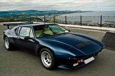 De Tomaso Pantera GT5S #Pantera