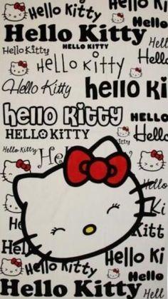 Wallpaper whatsapp w Sanrio Hello Kitty, Hello Kitty Cartoon, Chat Hello Kitty, Hello Kitty Themes, Kitty Kitty, Hello Kitty Iphone Wallpaper, Hello Kitty Backgrounds, Sanrio Wallpaper, Cute Wallpapers