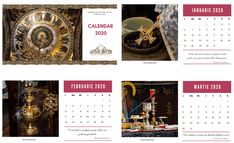 Design for desk orthodox calendar 2020 Orthodox Calendar, Calendar 2020, Desk, Graphic Design, Desktop, Writing Desk, Office Desk, Offices, Visual Communication