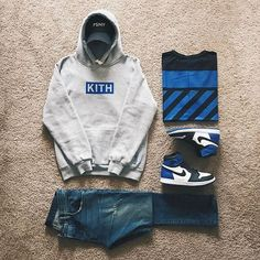 Nike Outfits, Cool Outfits, Casual Outfits, Men Casual, Swag Outfits, Sport Casual, Yeezy Fashion, Dope Fashion, Mens Fashion