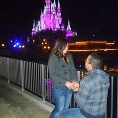 fairy-tale proposal
