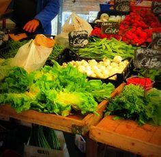 Mercado del Pigneto. Roma, Italia.