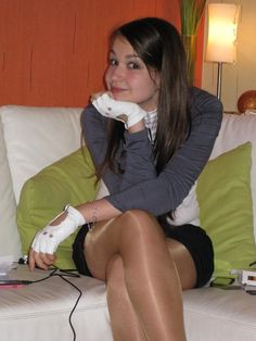 Site first pantyhose the sex on