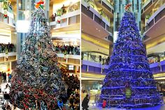 The World's Top 10 Most Unconventional Christmas Trees