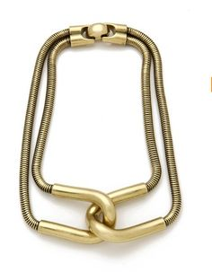 Giles & Brother Snake Chain Necklace