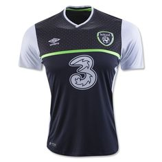 Ireland+15/16+Away+Soccer+Jersey