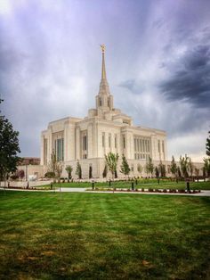 Ogden Utah LDS (Mormon) Temple Renovation Photographs