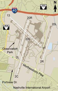 Sea Seattle Tacoma International Airport Terminal Map