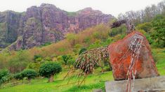 The Slave Route Monument is located at the foot of Le Morne mountain Best Car Rental, Africa Travel, Mauritius, Beautiful Beaches, Fun Facts, Mountains, History, Outdoor, Outdoors