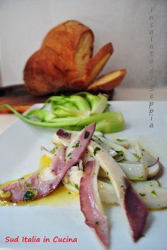 Insalata di Seppie - http://blog.giallozafferano.it/suditaliaincucina/seppia-lessata-insalata/