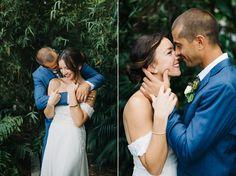 Romantic Downtown Lakeland Wedding on Kentucky Avenue | Orlando Wedding Photographer | Featured on Green Wedding Shoes