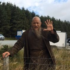 Yep, I'm the mothers favourite for a while  #work #ragnar #vikings4 #itsabitwindy