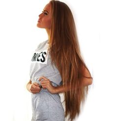 Long Hair! ❤️ it!  ⭐️www.LHDC.com⭐️ #longhairdontcare #clothing