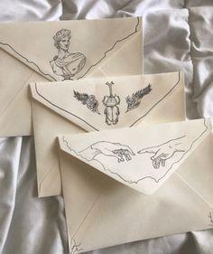 Gcse art sketchbook fashion drawings 36 New Ideas Illustration Design Graphique, Digital Illustration, Illustration Fashion, Pen Pal Letters, Art Watercolor, Envelope Art, Art Journal Pages, Journal Prompts, Journal Ideas