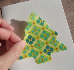 Use them to make cut-outs for Christmas cards. | 47 Unexpected Things To Do With Cookie Cutters
