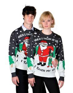 Best mens ugly christmas sweater, New KESIS Ugly Christmas Sweater Santa Elf Charcoal Mens Ugly Christmas Sweater, Elf, Charcoal, Santa, Graphic Sweatshirt, Best Deals, Sweatshirts, Fashion, Moda