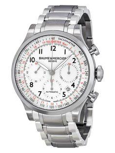 Baume & Mercier Capeland Bracelet Watch