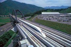 Pregopontocom Tudo: Passageiros testam trem que atinge 500 km/h no Japão...